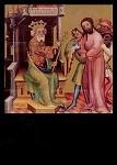 Bertram, Meister. Christus vor Herodes. KK