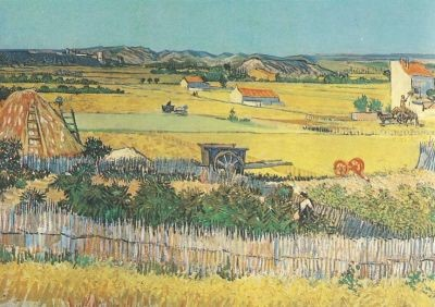 Ans.d.Ebenev.Crau b.Arles, Gogh