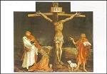 Grünewald. Kreuzigung Christi d. Isenheimer Altars