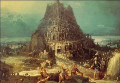 Bruegel d.Ae. Turmbau von Babel. KK