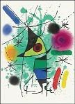 Joan Miró. Der singende, 1972. KK