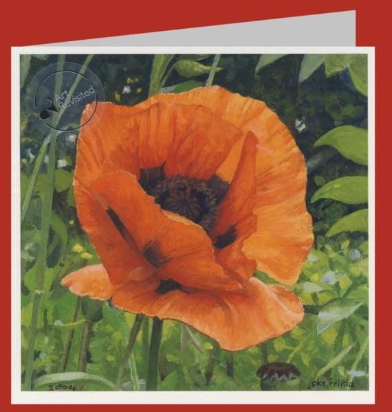 Jager, H. Poppy, 2004. 15x15-DK