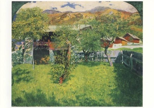 Giacometti, Giovanni. Der alte Kirschbaum, 1900. KK