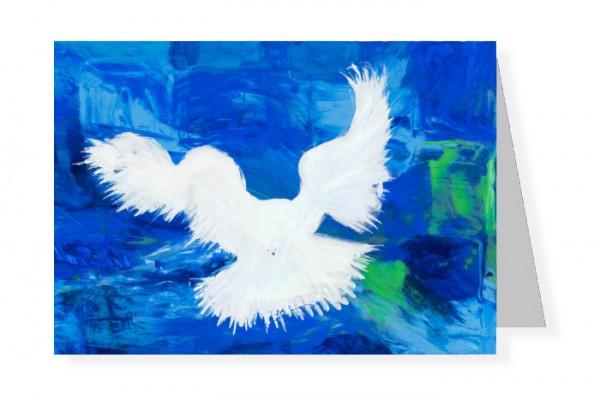 Imme Linzer. Frieden. Peace, 2013