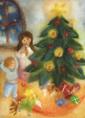 Franziska Kopp. Weihnachtsabend