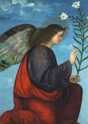 Lagaia, Giovanni Antonio de. Verkündungsengel