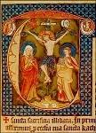 Canonbild, Missale, Anfang 14. Jh. KK