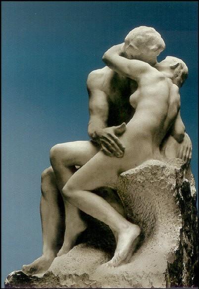 Auguste Rodin. Der Kuss, 1899. KK