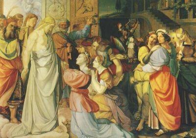 Cornelius, P. Die fünf klugen und die 5 törichten Jungfr. KK