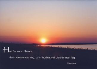 Steffens-Knutzen. Sonne im Herzen. Foto-DK
