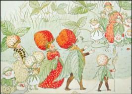 Beskow, E. Kleiner Erdbeerkönig