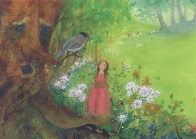 Daniela Drescher. Die kleine Prinzessin