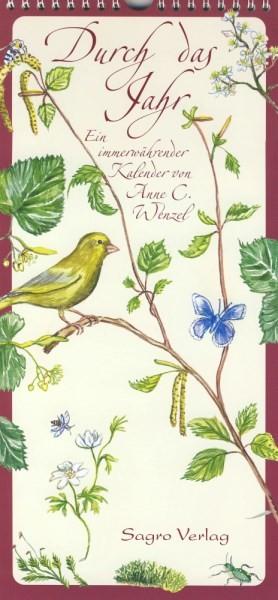 Anne C. Wenzel. Geburtstagskalender