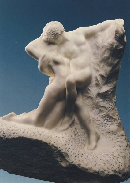 Auguste Rodin. Ewiger Frühling, 1905. KK