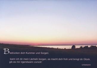 Steffens-Knutzen. Bedrücken dich Kummer und Sorgen. Foto-DK