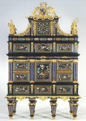 Ticciati, G. Badminton Cabinet, 1720/1732. KK