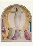 Angelico, Beato. Die Verklärung Christi, 1439/45. KK