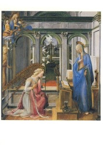 Christus, Mosaik um 820. KK