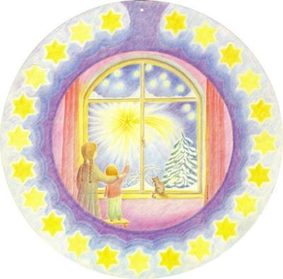 Hewel, A. Sternenkalender. Adventskalender