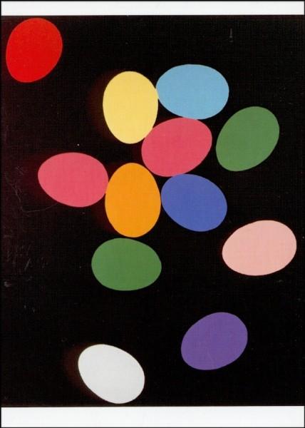 Warhol, Andy. Eggs, 1982. KK
