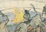 Henri de Toulouse-Lautrec. Ballet de papa ..., 1892. KK