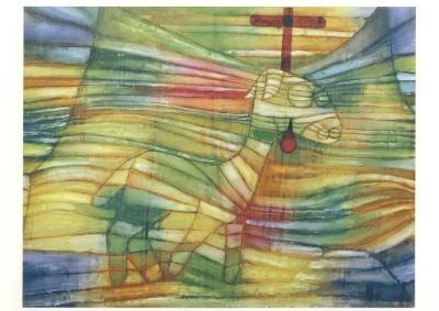 Paul Klee. Das Lamm, 1920