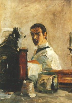 Selbstbildn.m.sechz.Jahren,Toulous