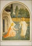 Angelico. Christus erscheint Maria Magdalena. KK