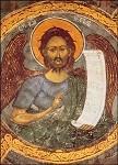Rumänisch. Johannes der Täufer. KK