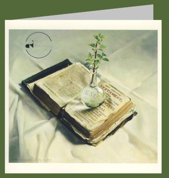 Helmantel, H. New Life II, 1999. 16x16-DK