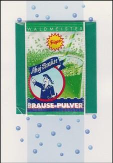 Breyer. Brause-Pulver, Waldmeister. DK