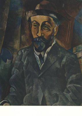 Pablo Picasso. Clovis Sagot. KK