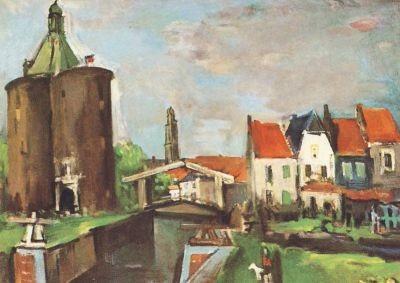 Kutter, J. Der Turm. KK