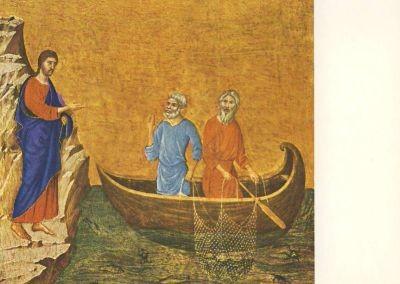 """Die Berufung der Apostel Petrus und Andreas. """"B-Ware"""""""
