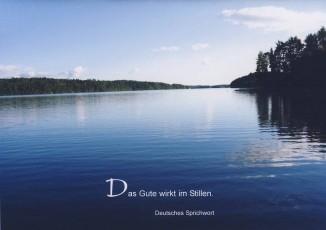 Steffens-Knutzen. Das Gute wirkt im Stillen. Foto-DK