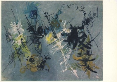 Rolf Cavael. Bild N 7 (1956)