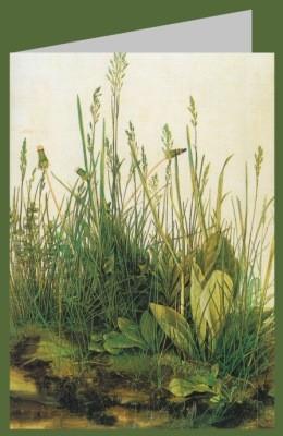 Albrecht Dürer. Das große Rasenstück, 1503. DK