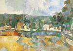 Paul Cézanne. Landscape