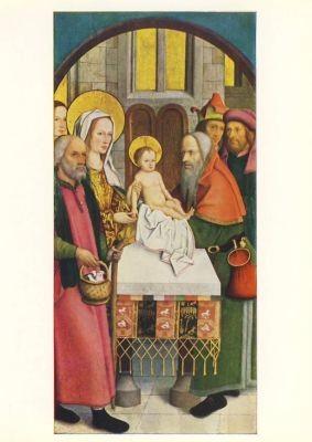 Heerberger Altar-Geb. Chr., Zeitbl. KK