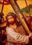 Christus mit der Dornenkrone. KK