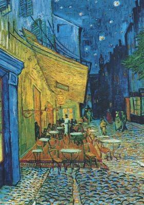 Vincent van Gogh. Nachtcafè in Arles, 1888