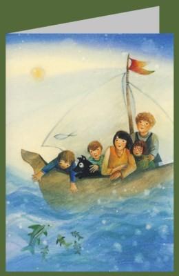 Waldman-Brun, Sabine. Kinderschiff. DK