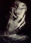 Auguste Rodin. Die Schöpferhand. KK
