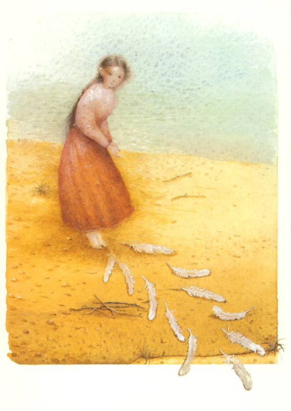Kaila, K. Andersen 5, Mädchen am Meer. KK