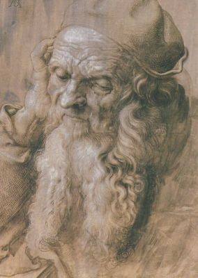 Albrecht Dürer. Der heilige Hieronymus. KK