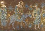 Flucht nach Ägypten. Reliquienschrein. 13. Jh. KK