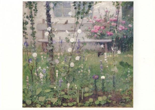 Quost, E. Morgenblumen, ca. 1885