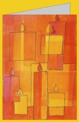 Martin, Regine. Kerzen. DK