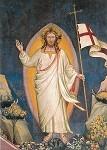 Gerini, N. Auferstehung Christi, Ausschnitt, um 14oo, KK