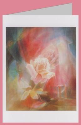 Collot d´Herbois. Rose, Kelch, Kreuz. DK groß